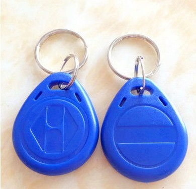 RFID Tag Key Ring 13.56Mhz/125khz/134.2khz Proximity Token Access ST5006 for RFID Tags Access control