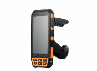 UHF Handheld Reader RFID DATA COLLECTOR 902-925Mhz SR5036 for Factory inventory,vehicle management