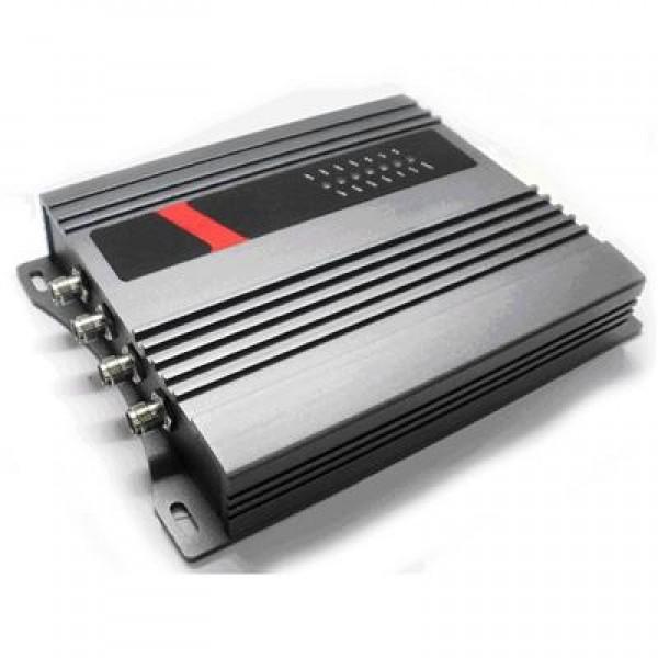 4 PORT 868Mhz 902Mhz R2000 UHF RFID Reader long range SR7561 for vehicle management,access control
