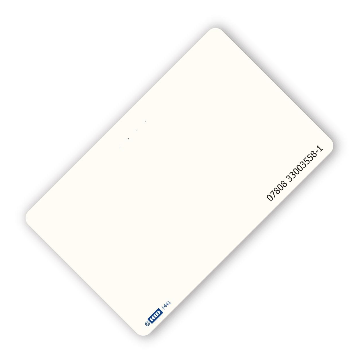 HID Card HID 1441 HID Composite Card HID+Mifare 4K S50 Composite Card HID 1441 Card