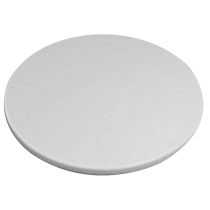 LF/HF 134.2khz/13.56mhz round tag rfid sticker round tag ST5302 for identity recognition, door control, electronic ticket