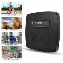 Yanzeo 134.2khz RFID Animal Tags Reader, Long Distance Animal Identification ID Fixed Identification Sign Reader