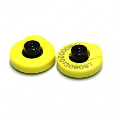 Yanzeo 134.2khz ISO11784 ISO11785 FDX-B RFID Ear tag for Animal Cattle Sheep Pig Management