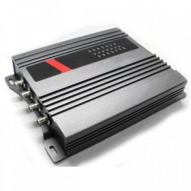 4 PORT 868Mhz 902Mhz R2000 UHF RFID Reader long range SR7561 for vehicle management,access control