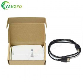 Slon SR3308 UHF RFID Tag Reader ISO18000-6C Protocol 860Mhz~960Mhz USB UHF RFID Tag Reader Free SDK+UHF RFID Card